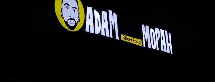 Adam Moran is one of Locais curtidos por Maxim.