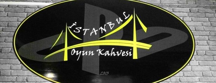 İstanbul Oyun Kahvesi is one of Oyun Alanları.