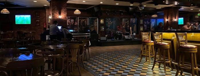 Irish Harp Sheraton Hotel is one of Клуби.