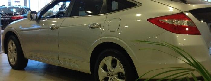 Honda Кудрово is one of Авто.