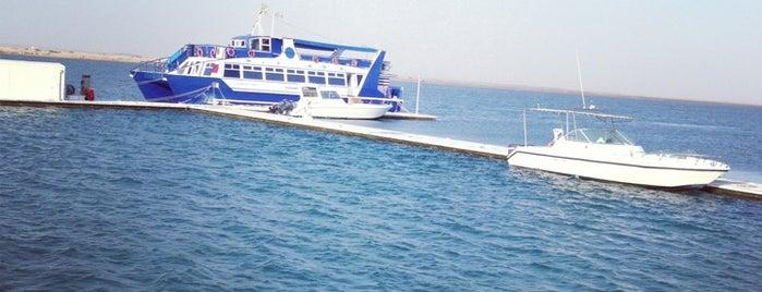 مطعم ومقهى مرسى الأحلام للشباب والعائلات is one of Yanbu.