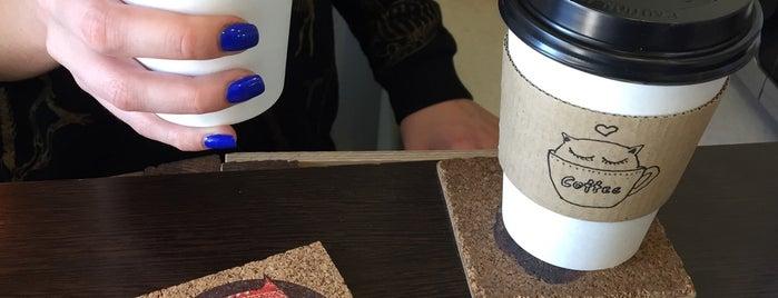Coffee to Do is one of #coffeecupcity (!).