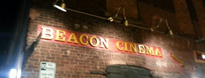 Beacon Cinema is one of Orte, die Andrew gefallen.