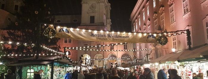 Christmas In Salzburg is one of Weihnachtsmärkte 2.