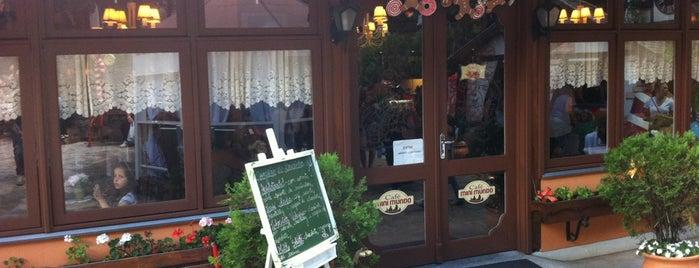Café Mini Mundo is one of Locais curtidos por Kleber.