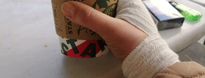 Starbucks is one of Fahrettinさんのお気に入りスポット.
