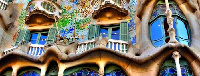 La Pedrera (Casa Milà) is one of Barcelona See & Do.