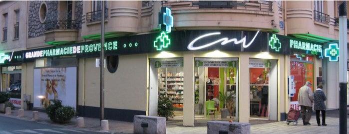 Grande Pharmacie de Provence is one of David : понравившиеся места.