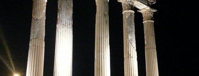 Apollon Tapınağı is one of * ECOTOURISM GUIDE *.