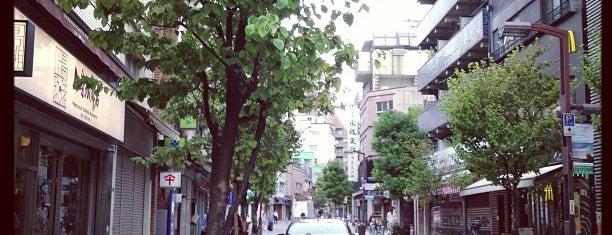 Ueshima Coffee House is one of Tempat yang Disimpan P. Y..