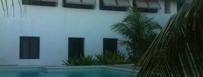 Pensão Escondidinho is one of Tempat yang Disukai Kurt.