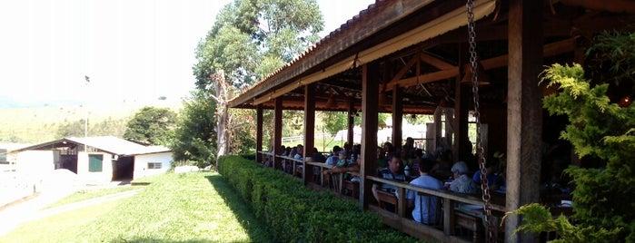 Rancho Canto Verde is one of Taubaté.