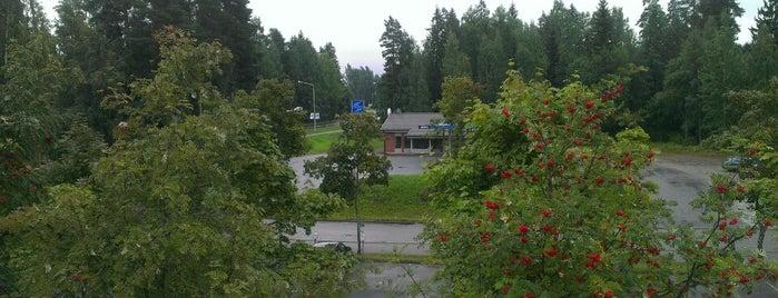Ruskonlahdenkatu LOAS is one of Orte, die Alexandra gefallen.
