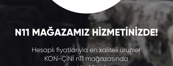 KON-ÇİNİ TARIM ÜRÜNLERİ depo is one of Mustafa Taha : понравившиеся места.