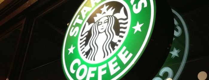 Starbucks is one of Locais curtidos por Nagehan.