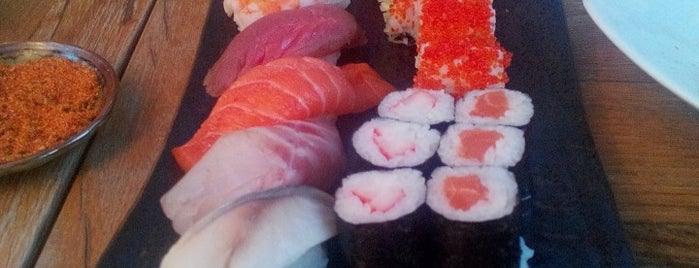 SushiCo is one of food tr.
