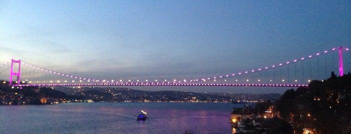 Anadolu Hisarı is one of สถานที่ที่ Selin ถูกใจ.