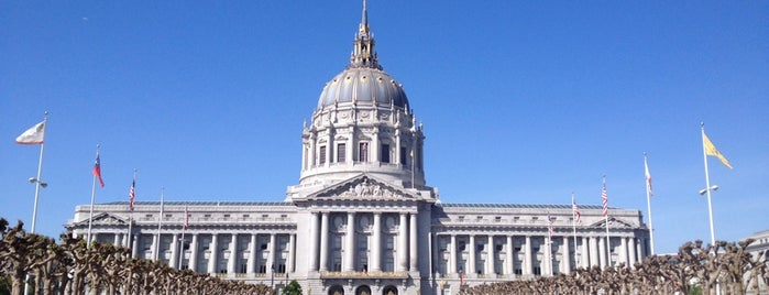 San Francisco City Hall DPW Director's Office is one of San Francisco in 3+1 Days!.