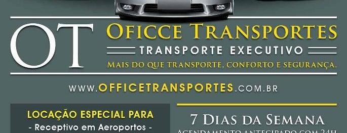 Condomínio Parque das Garças is one of Office Transportes'in Beğendiği Mekanlar.