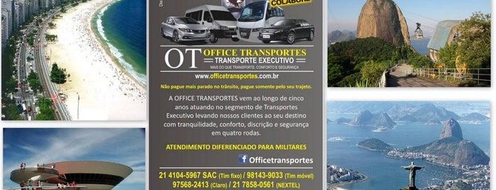 Camarada Camarão is one of Office Transportes'in Beğendiği Mekanlar.