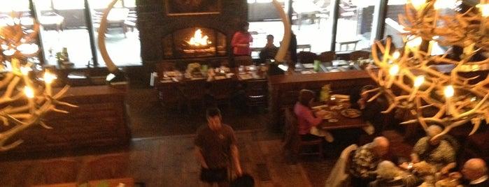 Camp Ticonderoga is one of F&W's Coziest Restaurant.
