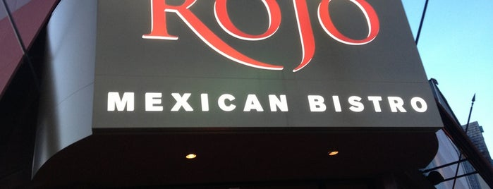 Rojo Mexican Bistro Rochester is one of Adventures in Dining: USA!.