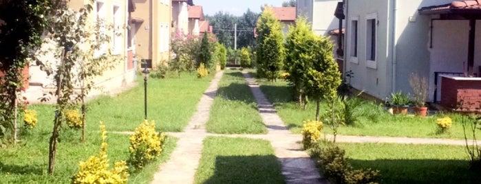 Aydınkent Villaları Derbent is one of Posti che sono piaciuti a Barış.