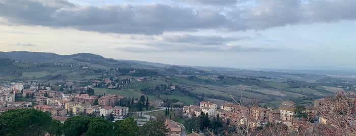 San Gimignano is one of Around Tuscany.