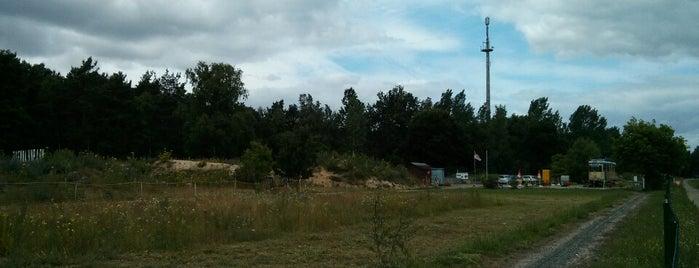 Eisenbahnpark is one of Brandenburg Blog.