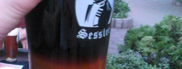 Piváreň Sessler is one of Človek : понравившиеся места.