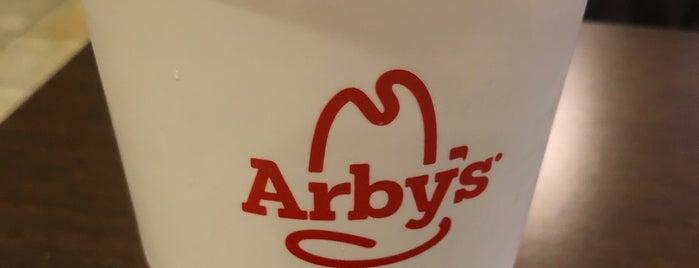 Arby's is one of Rachel'in Beğendiği Mekanlar.