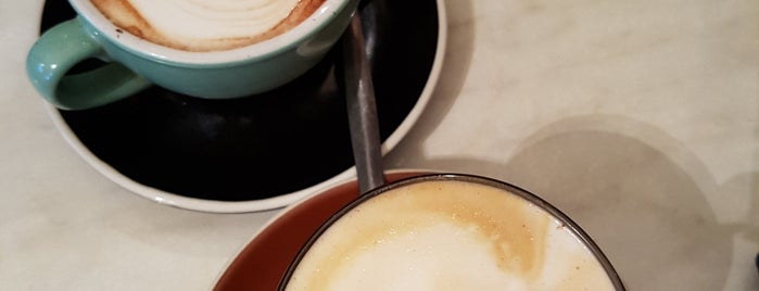 Tre Bicchieri is one of Melbourne Coffee - Inner North/East.