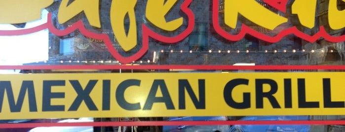 Cafe Rio Mexican Grill is one of Lugares favoritos de Jose.