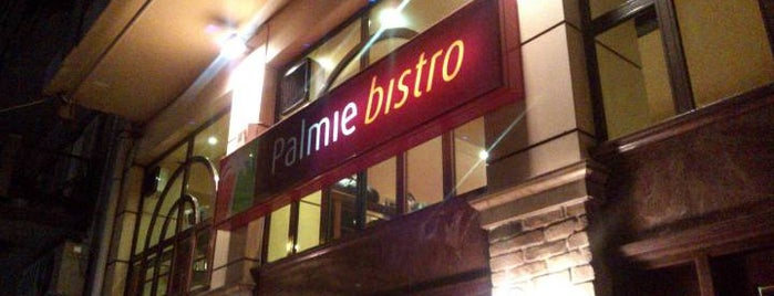 Palmie Bistro is one of Lieux qui ont plu à Sotiris T..