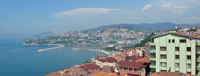 Site is one of Zonguldak.