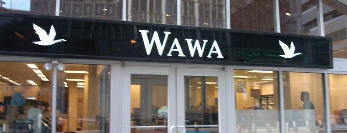 Wawa is one of Orte, die Mark gefallen.