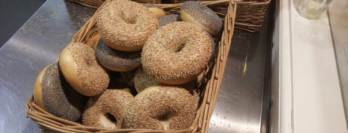Better Bagels is one of Holanda.