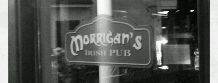 Morrigan's Irish Pub is one of Pubs.