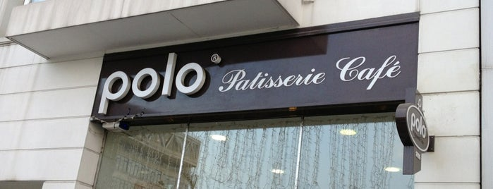 Polo Patisserie & Cafe is one of Istanbul.