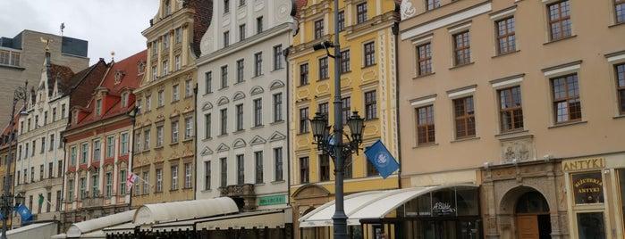 Stare Miasto is one of Orte, die Илья gefallen.