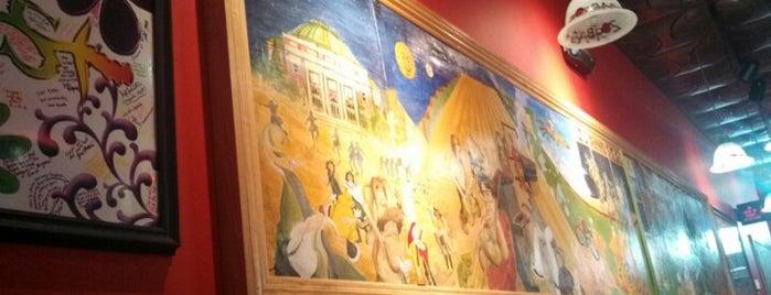 Zorba's Restaurant is one of Top.
