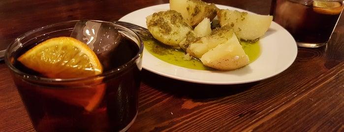 La Taberna De Elisa is one of Menú variado.