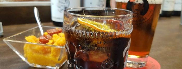 Distinto Taberna is one of De Vinos En MADRID.