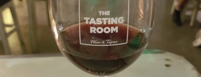 The Tasting Room is one of Lissabon.