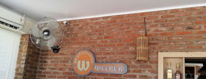 Churrascaria Wecker is one of Orte, die Marcelo gefallen.