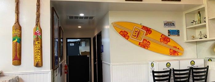 L&L Hawaiian Barbecue is one of LA Eats TD (West).