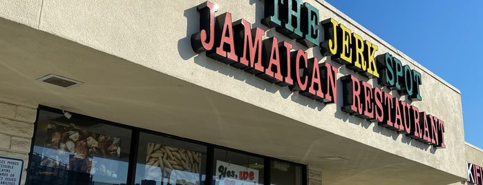 The Jerk Spot Jamaican Restaurant is one of Westside Faves 2.