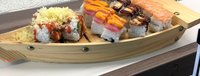 Magic Touch Bullet Train Sushi is one of Tried It.