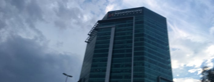 SapuraKencana Petroleum Berhad Tower is one of My places.