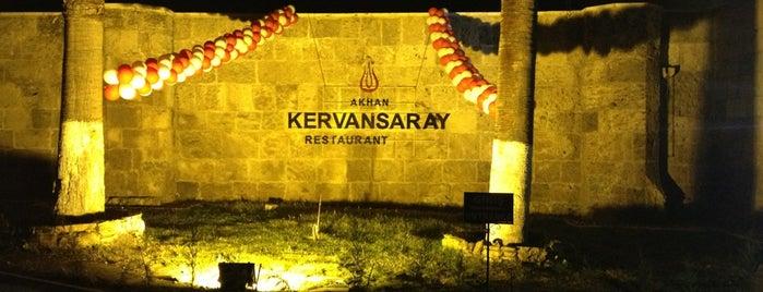 Akhan Kervansaray Restaurant & Bar is one of Lieux qui ont plu à Bahar.